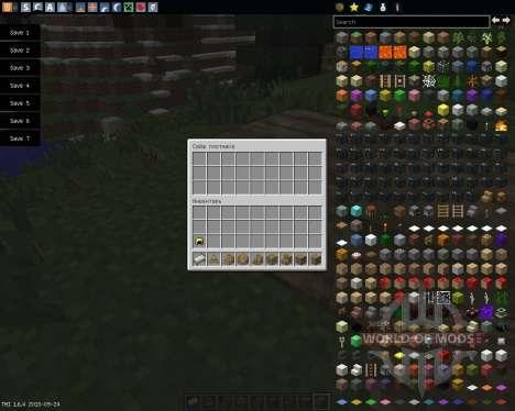 Minecessity [1.6.4] pour Minecraft