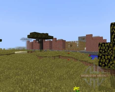 Arrow Camera pour Minecraft