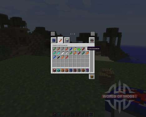 Too Much TNT [1.7.2] pour Minecraft