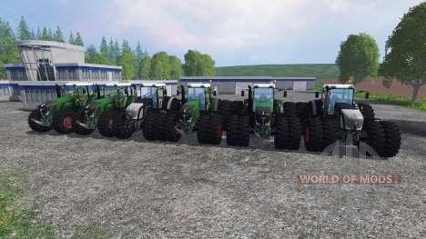 Fendt 936 Vario v1.3 pour Farming Simulator 2015
