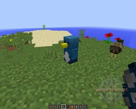 Animals pour Minecraft
