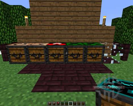 Rival Rebels [1.5.2] pour Minecraft