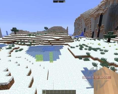DirectionHUD [1.6.4] pour Minecraft