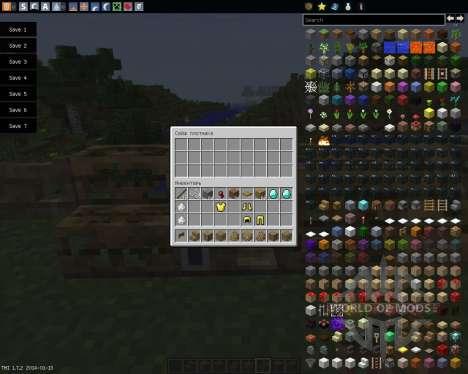 Carpenters Blocks [1.7.2] pour Minecraft