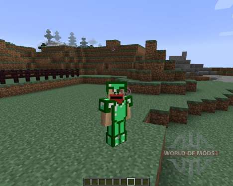So Much Armor [1.7.2] pour Minecraft