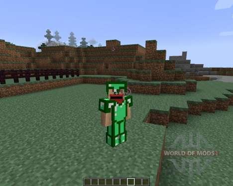 So Much Armor [1.7.2] für Minecraft