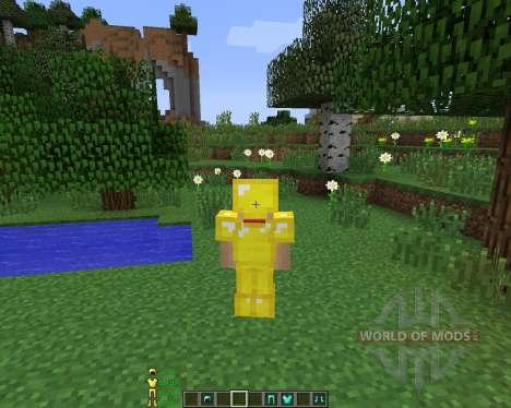Show Durability 2 [1.7.2] pour Minecraft