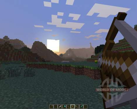 Balkons Weapon [1.6.4] für Minecraft
