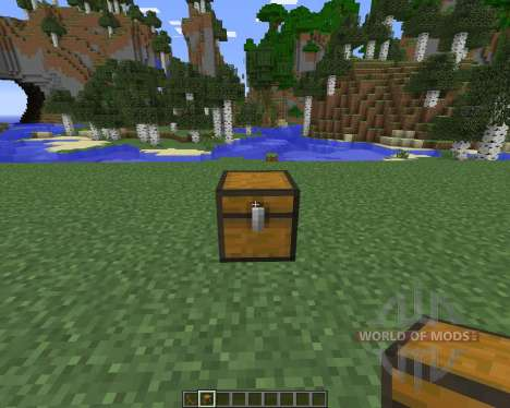 Chest Transporter pour Minecraft