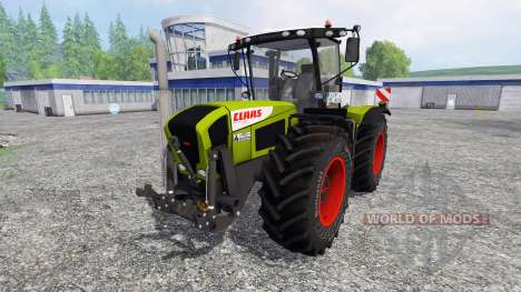 CLAAS Xerion 3300 TracVC pure power pour Farming Simulator 2015
