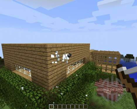 Slingshot [1.7.2] für Minecraft
