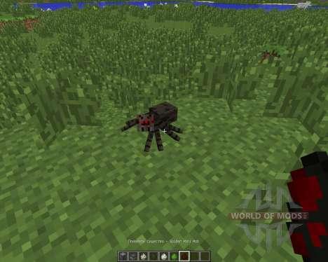 Iskall Mini Mobs [1.7.10] für Minecraft