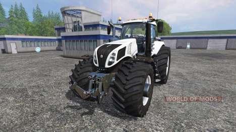 New Holland T8.320 620EVOX v1.4 pour Farming Simulator 2015