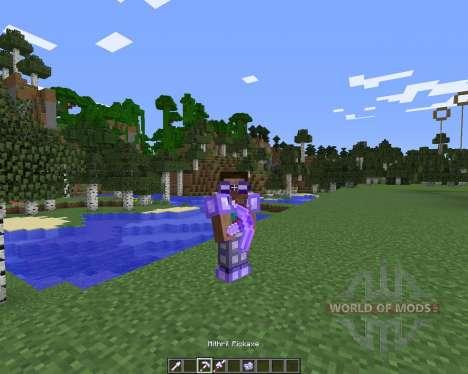 Mithril by Dawars pour Minecraft