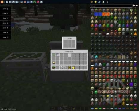 Coolers [1.6.4] für Minecraft