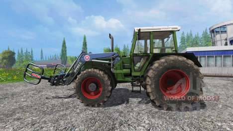 Fendt Favorit 611 LSA pour Farming Simulator 2015