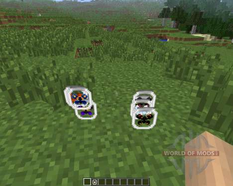 Butterfly Mania [1.6.4] pour Minecraft