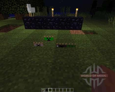 Wear Your Enemies [1.8] für Minecraft