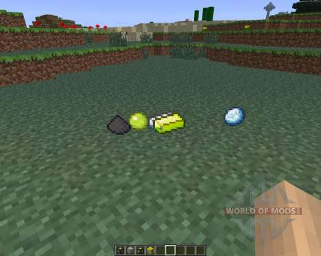 Nuclear Craft [1.6.4] pour Minecraft