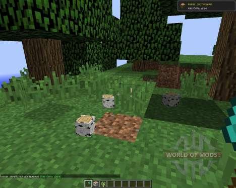 TreeCapitator pour Minecraft