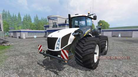 New Holland T9.560 white pour Farming Simulator 2015