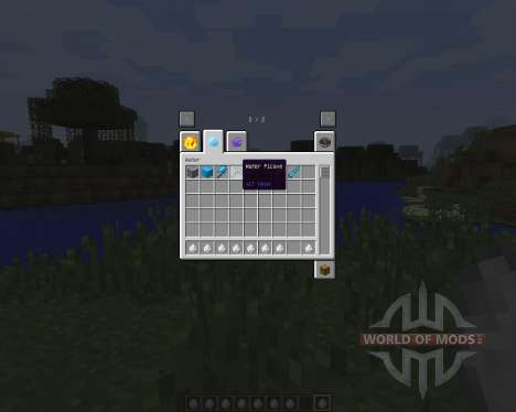 Elemental Power [1.7.2] für Minecraft