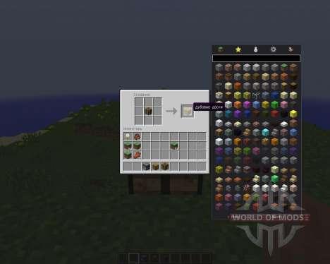 Blocks to Items [1.8] für Minecraft