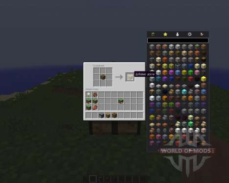 Blocks to Items [1.8] pour Minecraft