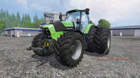 Deutz-Fahr Agrotron 7250 v1.1 für Farming Simulator 2015