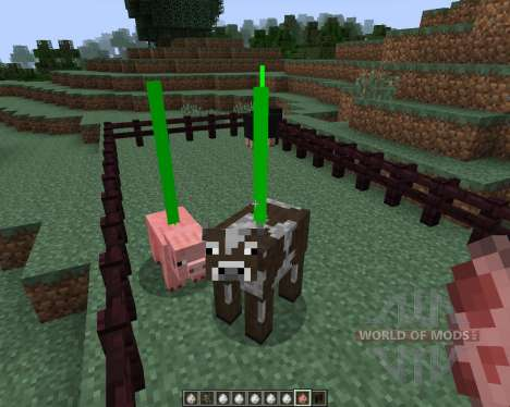 Breeding Viewer [1.7.2] für Minecraft