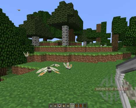 Butterfly Mania [1.5.2] pour Minecraft