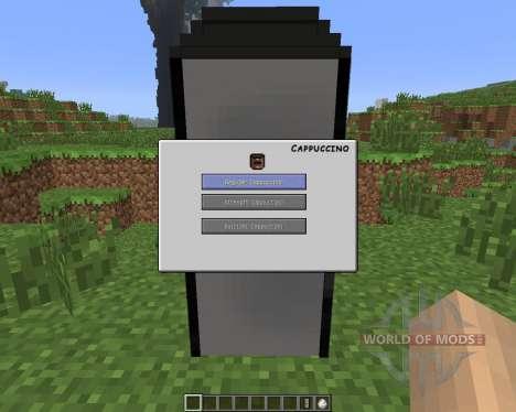 Minespresso [1.6.4] für Minecraft
