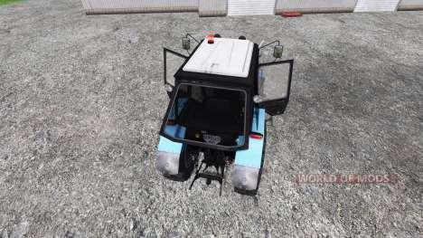 MTZ-Biélorussie 1025 pour Farming Simulator 2015