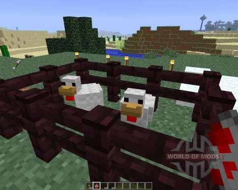 ChickenShed [1.6.4] für Minecraft
