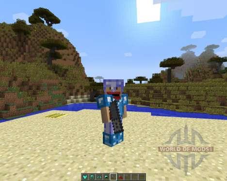 More Minecraft [1.7.2] pour Minecraft