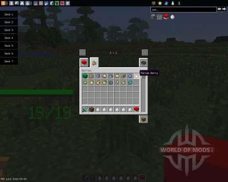 Pokecube [1.6.4] für Minecraft