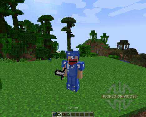 Miners Heaven [1.7.2] pour Minecraft