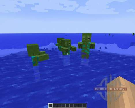 Ocean Adventures [1.7.2] für Minecraft