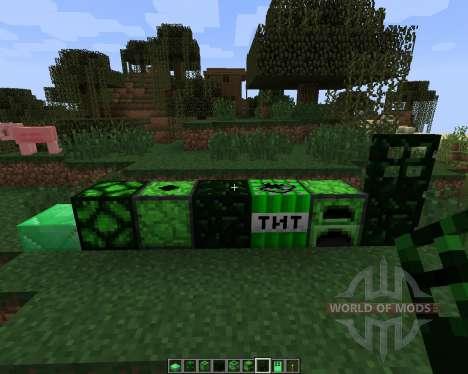 Emerald [1.7.2] für Minecraft