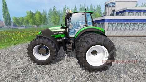 Deutz-Fahr Agrotron 7250 wdtrw v1.3 für Farming Simulator 2015