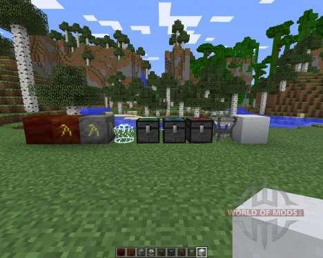 Equivalent Exchange 3 für Minecraft