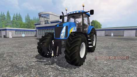 New Holland T8.020 v3.0 pour Farming Simulator 2015