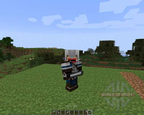 AssassinCraft [1.7.2] pour Minecraft
