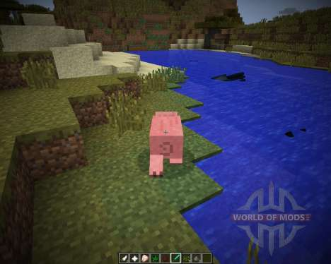 Morphing [1.7.2] pour Minecraft