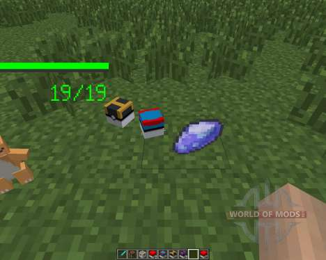 Pokecube [1.6.4] pour Minecraft