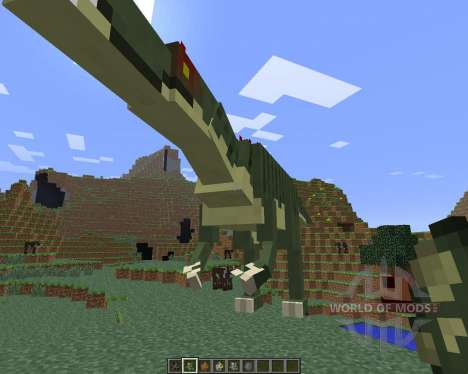 PaleoCraft [1.6.4] pour Minecraft