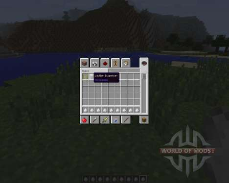 Ladders [1.7.2] pour Minecraft