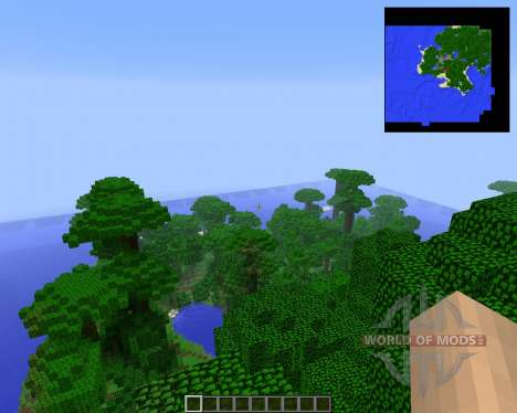 MapWriter [1.5.2] für Minecraft