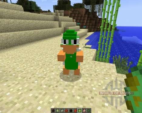 Super Mario [1.7.2] pour Minecraft