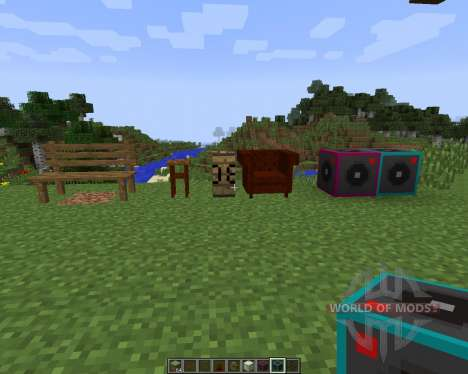 XtraBlocks [1.7.2] pour Minecraft